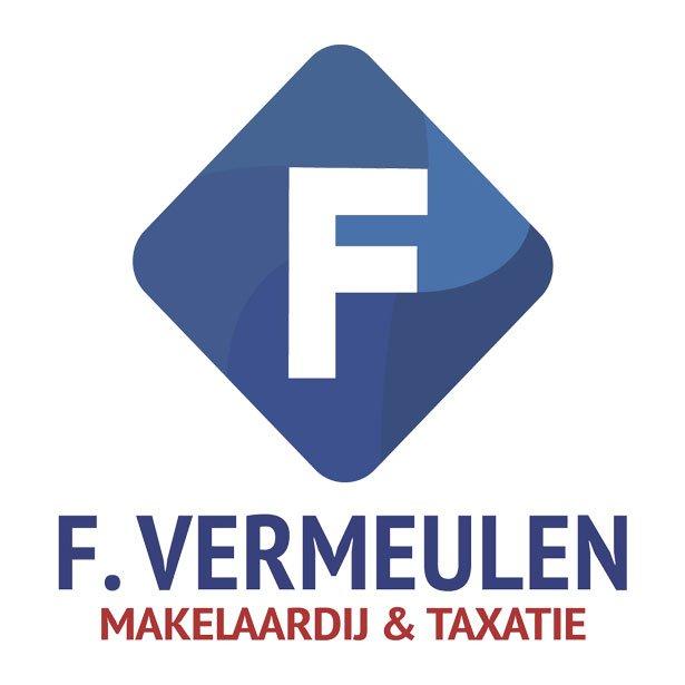 F.Vermeulen Makelaardij & Taxatie logo